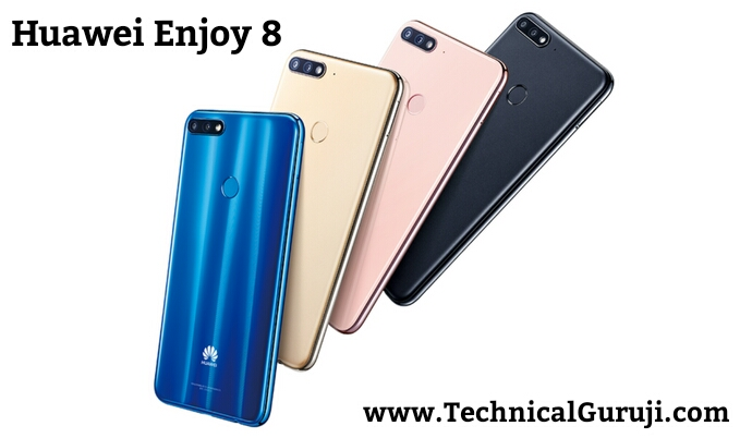 Huawei Enjoy 8 Technical Guruji