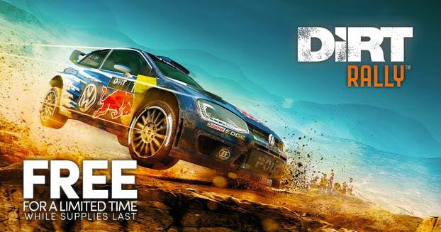Download Game DiRT Rally untuk Windows Gratis