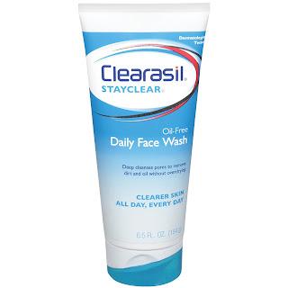 Clearasil (เคลียราซิล สเตเคลียร์ ออยฟรี เจล วอช)
