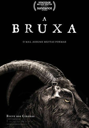 Filme Poster A Bruxa HDRip XviD Dual Audio & RMVB Dublado