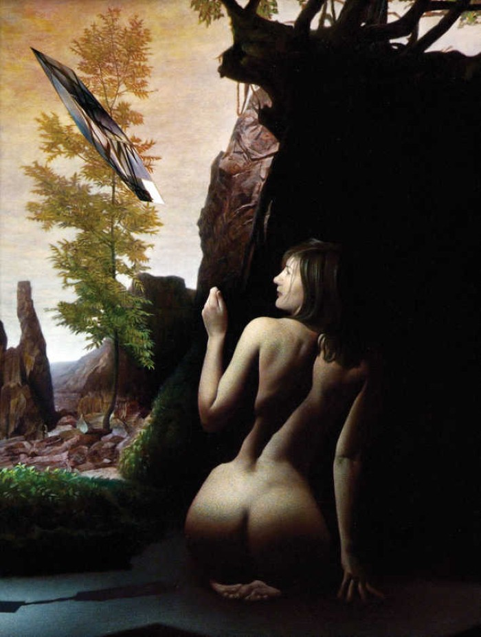 Реализм и абстракция. Seth Garland 5