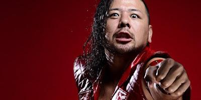 Shinsuke Nakamura SmackDown Live Dolph Ziggler Payback WWE NXT