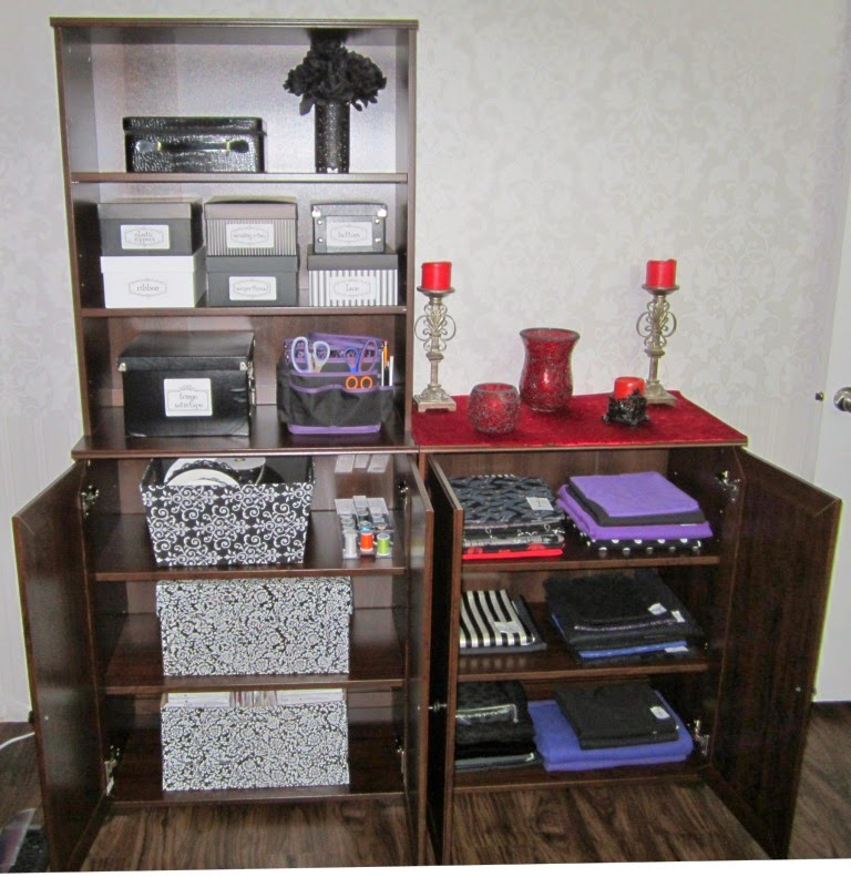 Giy Goth It Yourself Sewing Storage