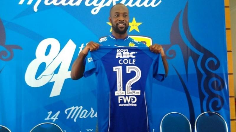 Striker Persib Bandung, Carlton Cole