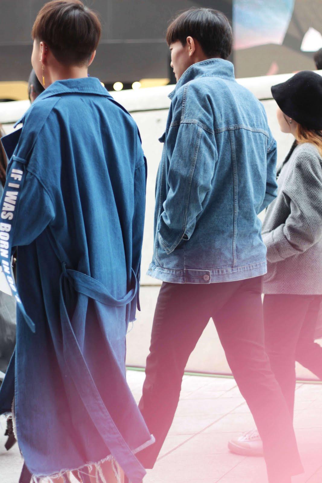 denim trends seoul fashion week