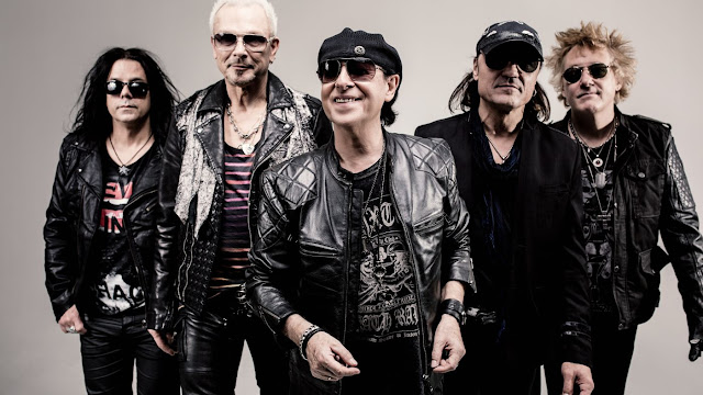 Boletos para Scorpions en Mexico 2016 2017 2018 primera fila VIP meet and greet