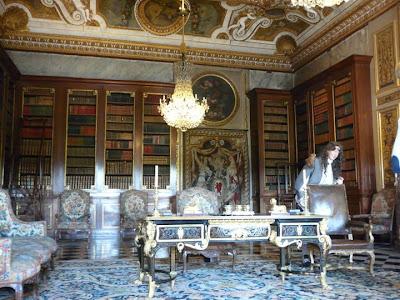 visite du château de Vaux-Le-Vicomte