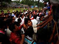 Dianggap Membahayakan, India Akan Deportasi 40 Ribu Muslim Rohingya