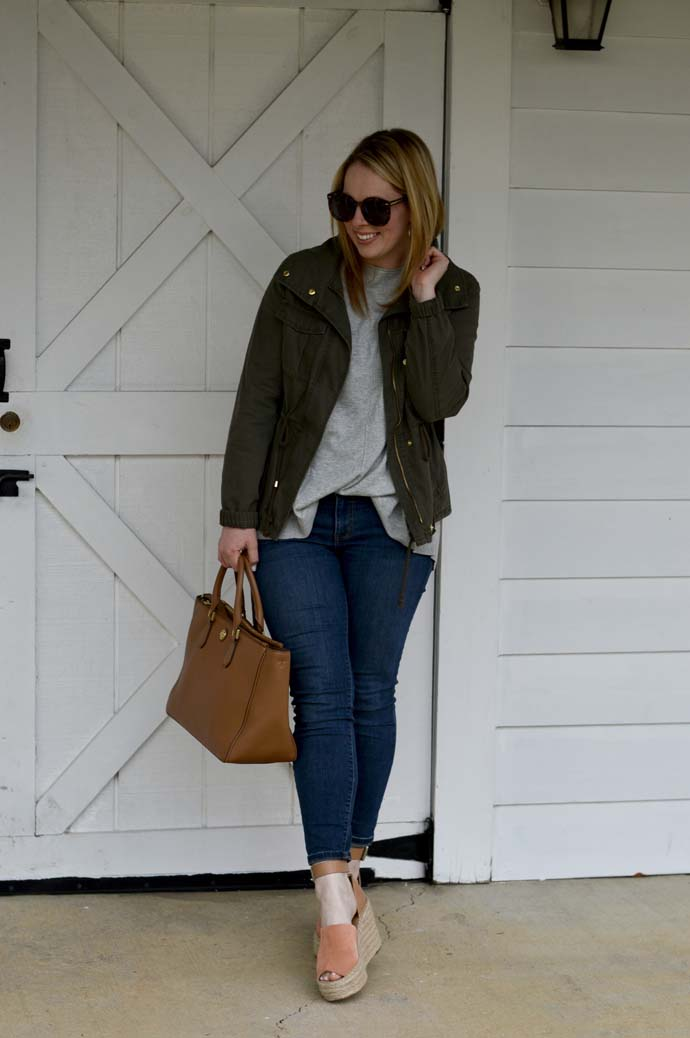 Casual Weekend Outfit Inspiration A Blonde's Moment