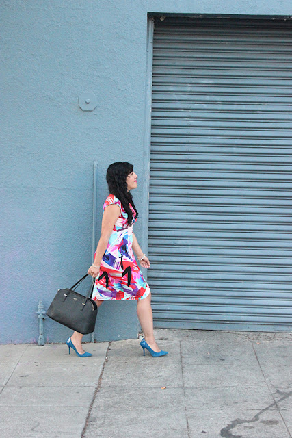 London Times Sheath Dress Le Tote Blogger Style Inspiration