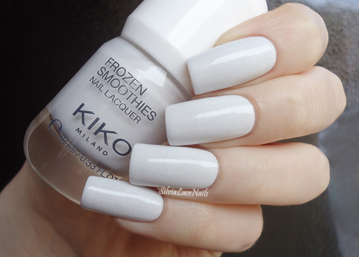 KIKO Frozen Smoothies 10 Soft Candyfloss: swatches and review