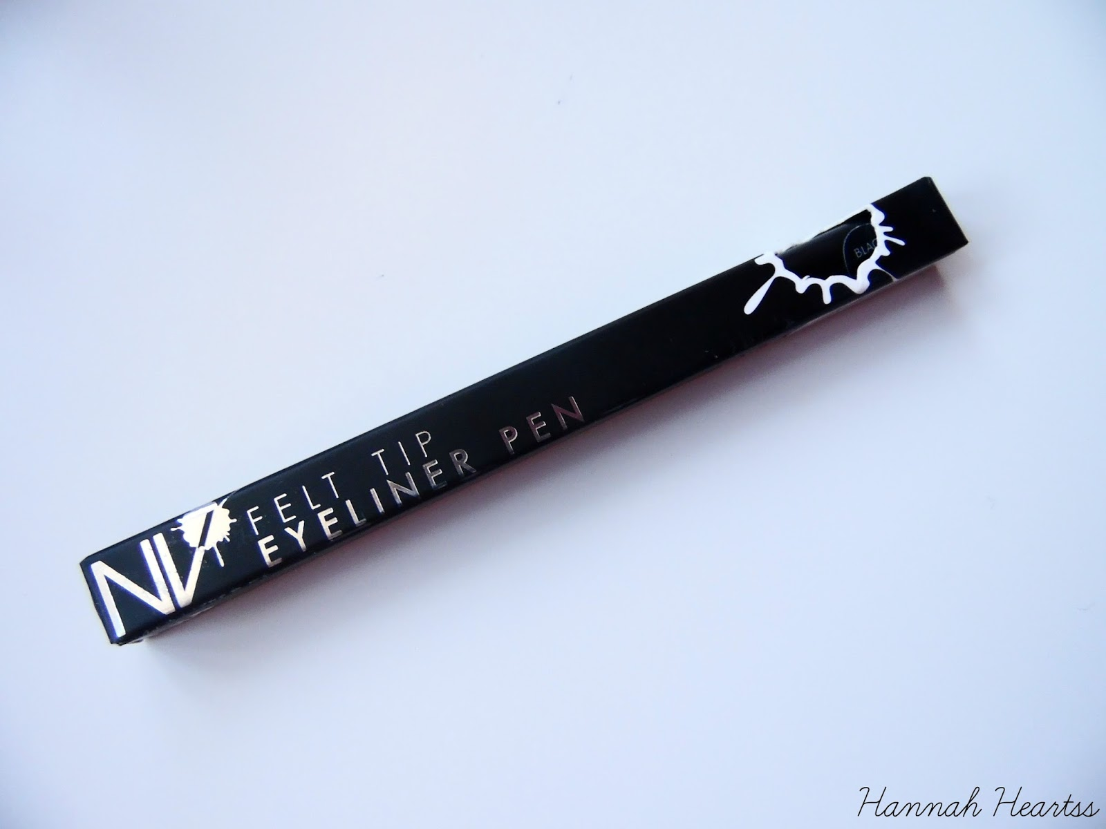NV Colour Black Cat Eyeliner