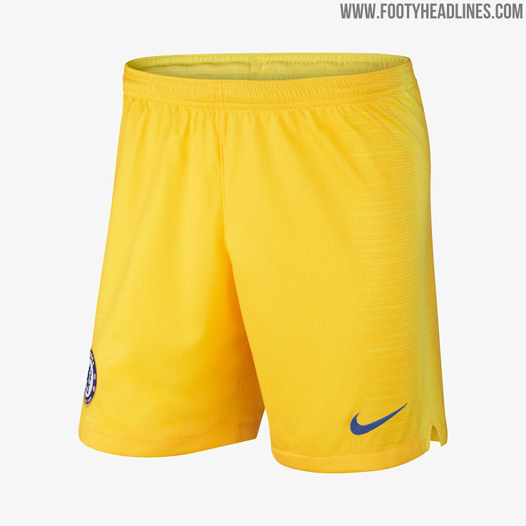 outlet store b62b6 f4bb6 Nike Chelsea 18-19 Away Kit Released - Footy Headlines