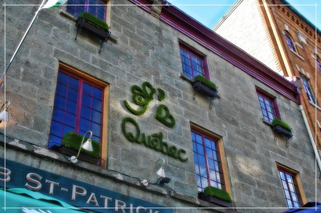 Québec, un petit air de France