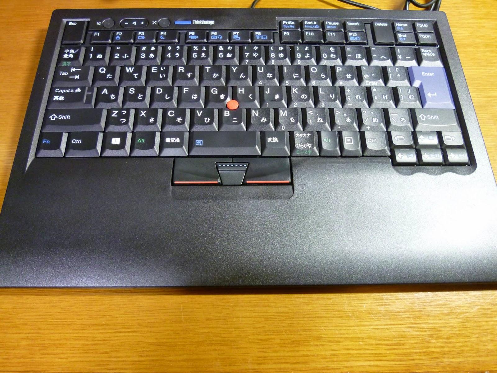 Tomo S Gadget Diary Lenovo Thinkpad Bluetooth Wireless Trackpoint Keyboard 0b