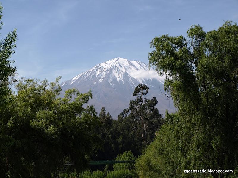 Arequipa - El Misti