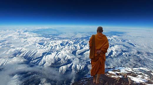 Los monjes con habilidades