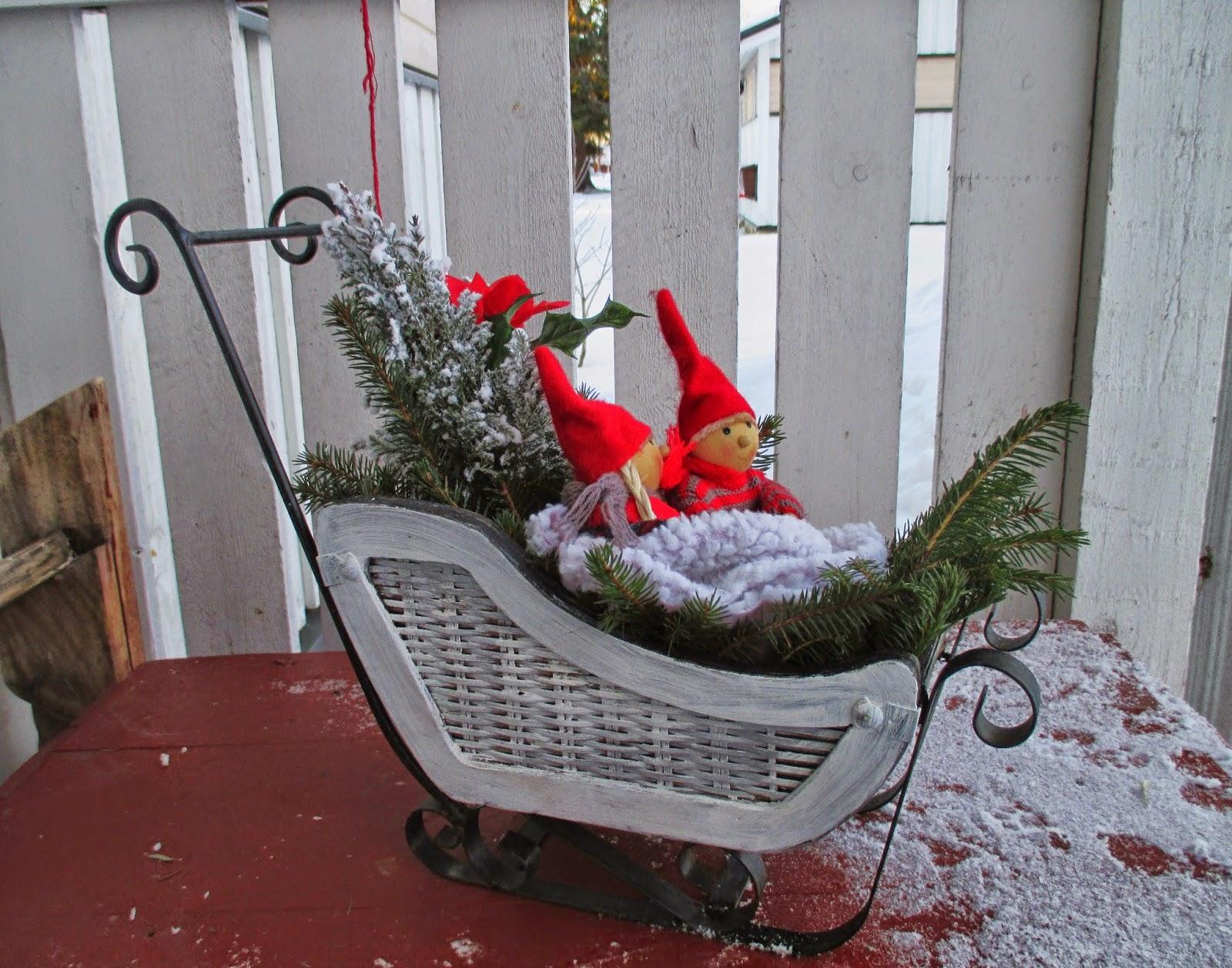 Tontut, joulu