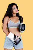 Nivetha Pethuraj Fitness Wonder with Boxing Gloves Spicy Pics ~  Exclusive 09.jpg