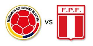 Colombia vs Perú: Horarios y alineaciones - 11 de Junio de 2013