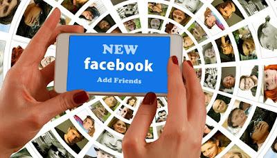Akun Facebook Cepat Mendapat Teman