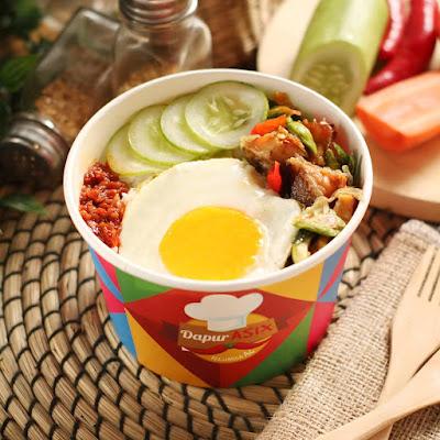 Harga Makanan Di Dapur Asix Ashanty