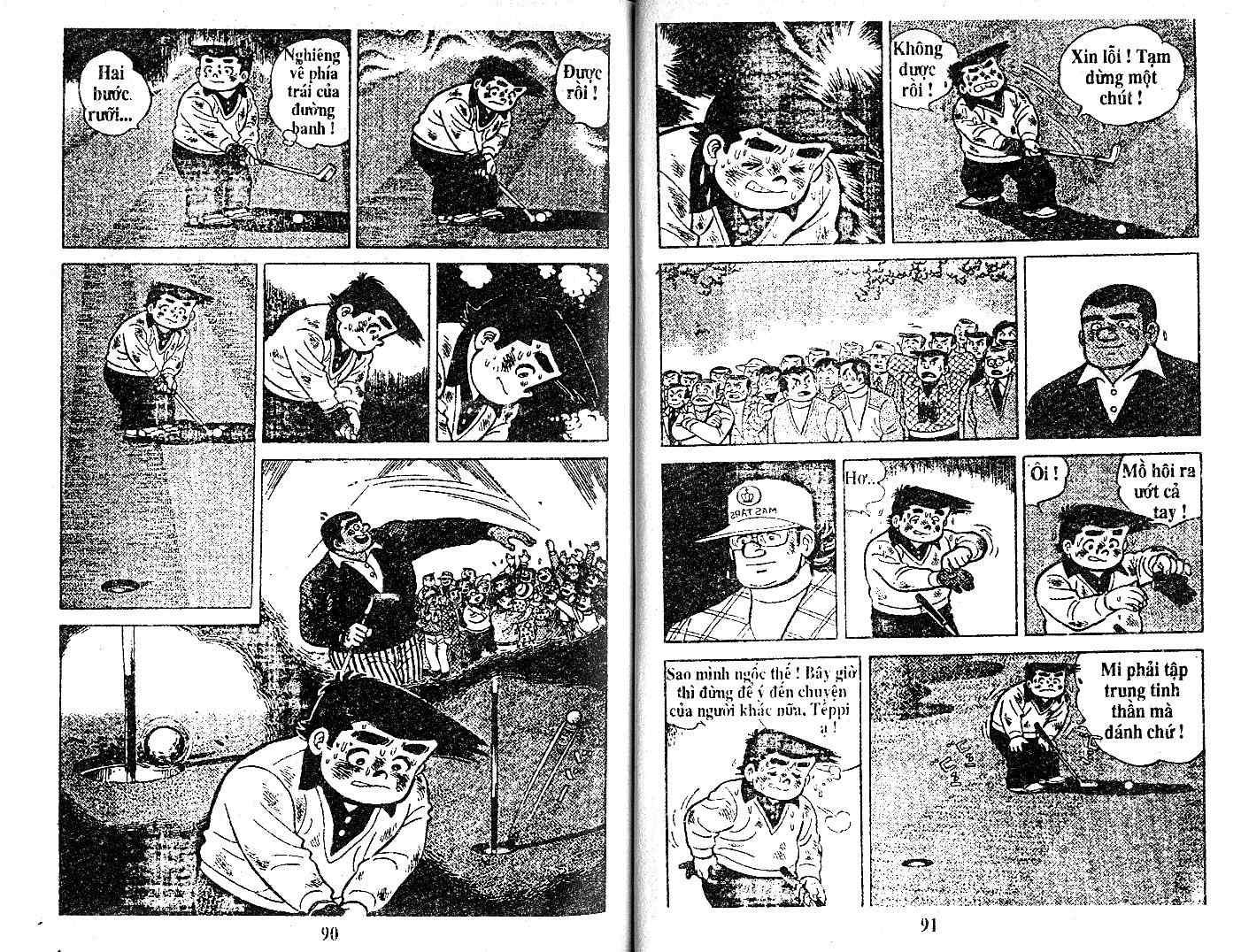 Ashita Tenki ni Naare chapter 20 trang 44