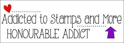 Addicted to stamps and more Challenge#245