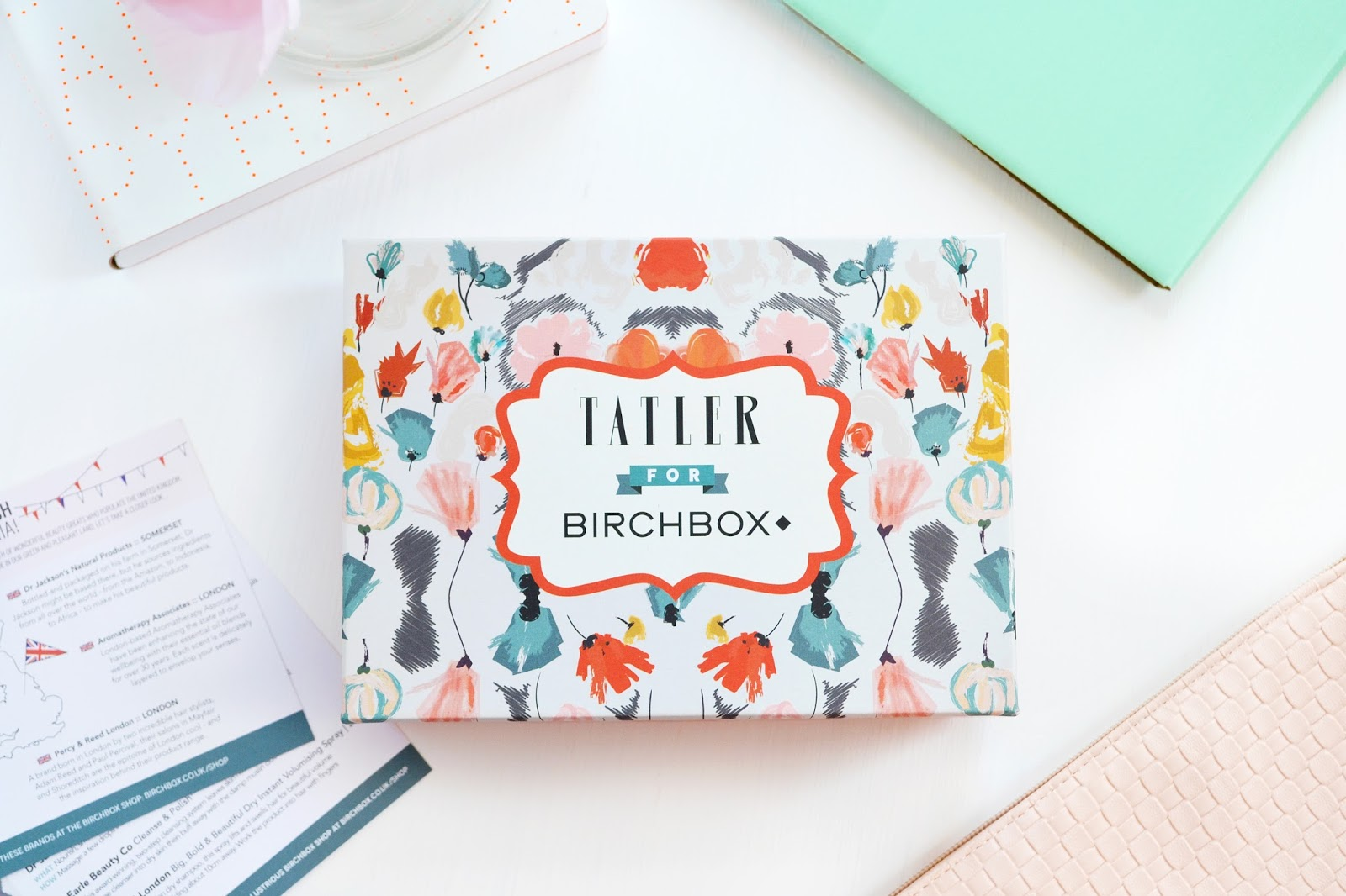 Birchbox tatler, birchbox april 2015