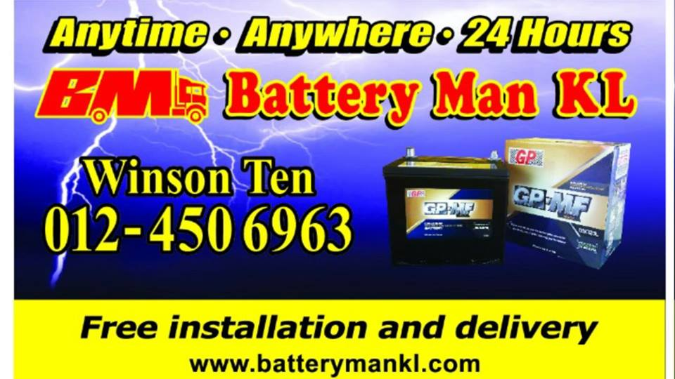 Car Battery Replacement Service Malaysia Car Battery Installation