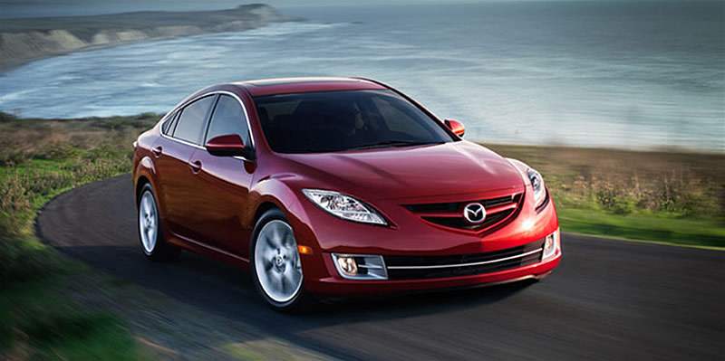 mazda 6 cars all about sports. Black Bedroom Furniture Sets. Home Design Ideas