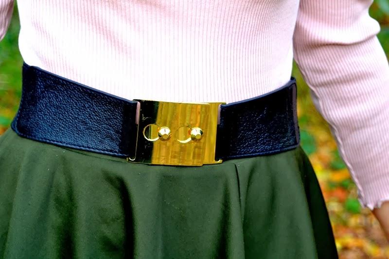 belt skirt femme 7