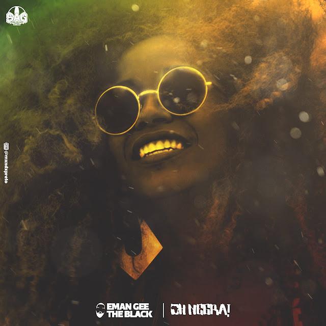 """O rapper angolano Eman Gee lança a música """"Oh Negra!"""""""