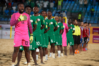 Nigeria's Super Sand Eagles: A Look At Their Chances In Bahamas