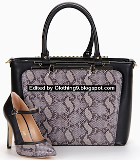 Formal Matching Shoes and Handbags Fashion