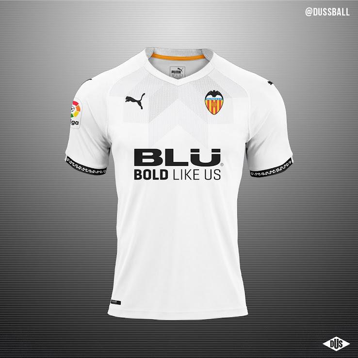 online retailer be837 2c350 No More Adidas From Next Season - Puma Valencia 19-20 ...