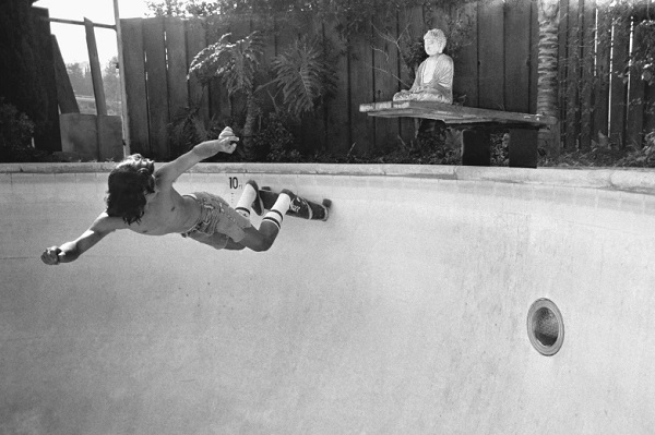 """Buddha Bowl Craw"" - Los Angeles, CA, 1977 foto por Hugh Holland 