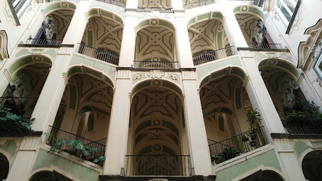 Palazzo dello Spagnolo-Rione Sanità-Napoli