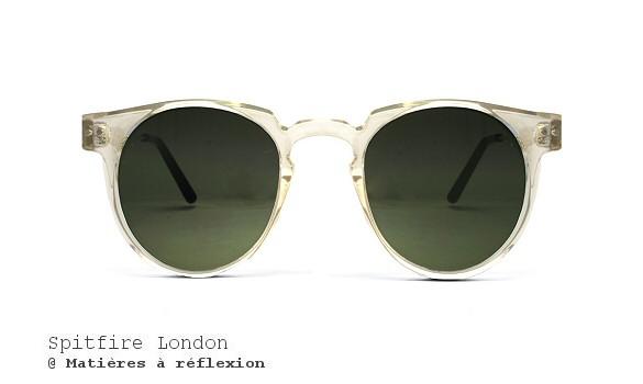 lunettes de soleil transparentes Spitfire