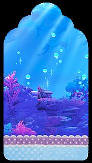 Little Mermaid Birthday Free printable Tags.