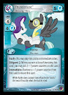 My Little Pony Thunderlane, Unsung Hero Marks in Time CCG Card