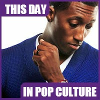 Christian hip hop artist Lecrae was born on October 9, 1979.