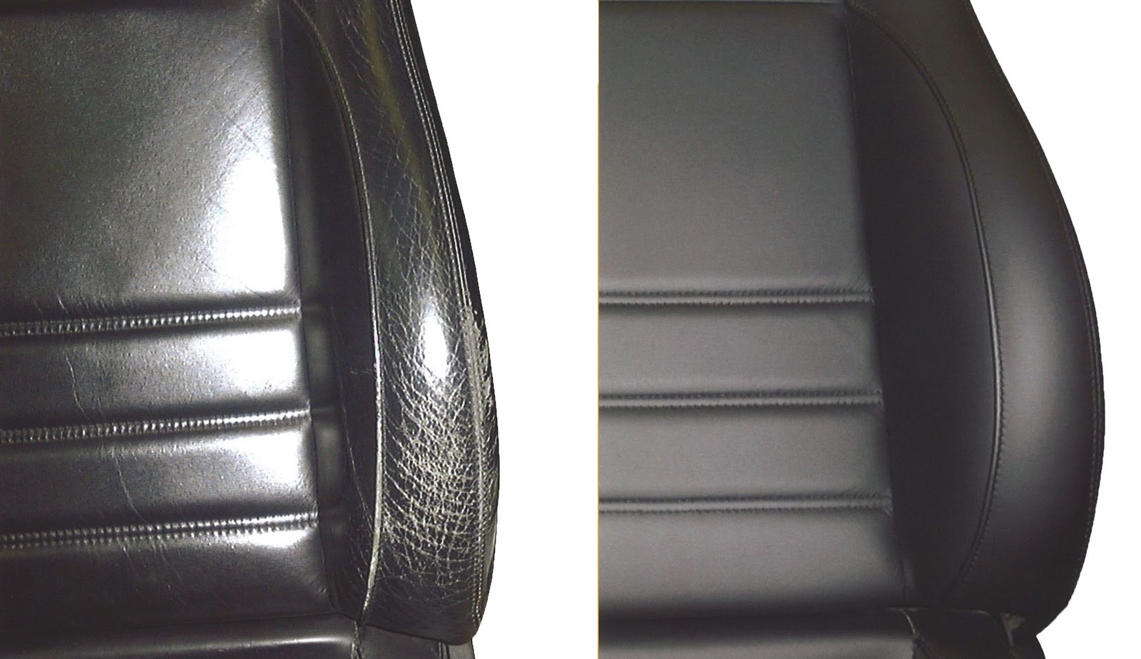 how to fix crack leather seat