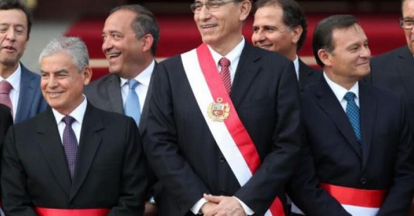 Cambio de gobierno (Hugo Diaz)