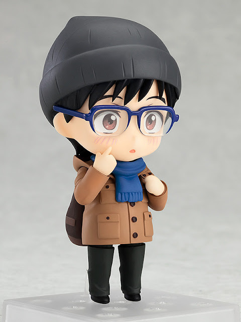 """YURI!!! on ICE"" Nendoroid Yuri Katsuki: Casual Ver."