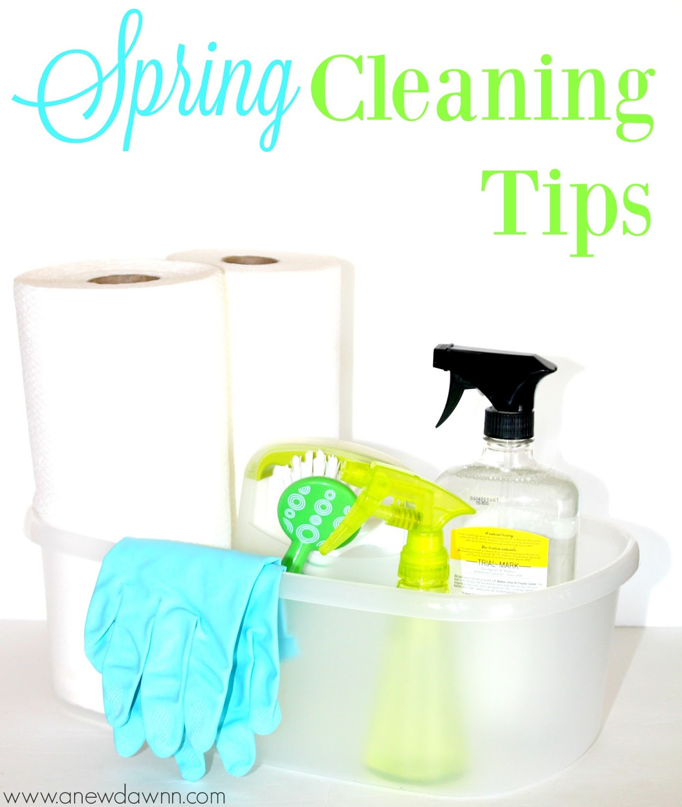 Spring Cleaning Tips, #SpringClean16