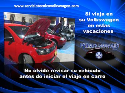 Revision para viaje en Carretera Volkswagen