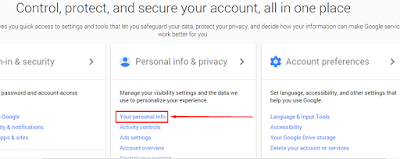 Cara Mengamankan Akun Google Adsense