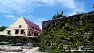 Benteng Ujung Pandang (Fort Rotterdam), Makassar, Indonesia.