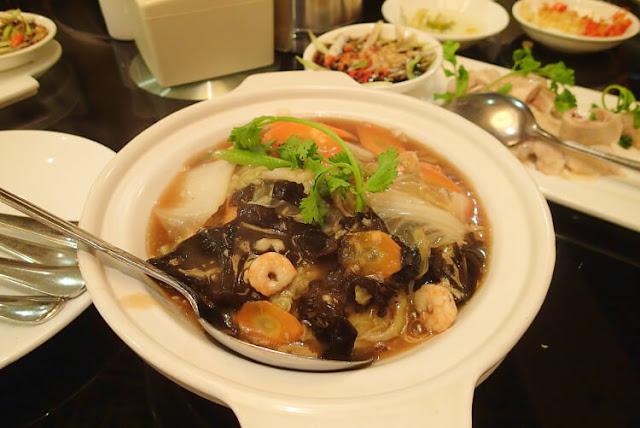 jun njan, aneka chinese seafood lezat